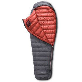 Yeti Shadow 500 Sac de couchage XL, ash coal/garnet